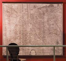 1739 Paris, Scrolls Authentic Models