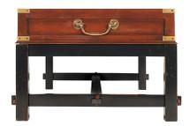 Bombay Salon Table, Honey Authentic Models