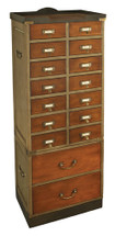 Collector's Cabinet, Drawers Authentic Models