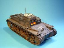PzKpfw Ausf B  (2pcs)   1:30   John Jenkins Designs   JJ-COND-02(422)