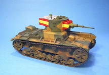 T26 Light Tank (2pcs)