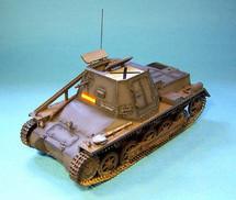 Kleiner Panzerbefehlswagen 1 Ausf B (1pc)