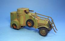 Lancia 1 ZM Armoured Car John Jenkins Designs