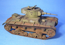 T-26 Model 1935, Republican Light Tank (2pcs)