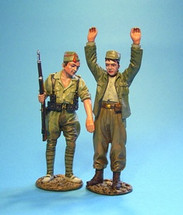 The Spanish Civil War, The Prisoner (2pcs)