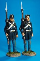US Marines - 2 Figures Standing