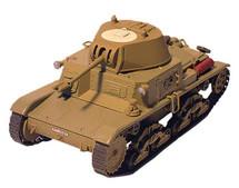 M13/40 Italian Army 132 Divisione Corazzata, El Alamein, Egypt, 1942