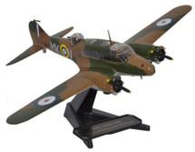 Avro Anson Mk.I No. 500 Squadron, RAF Detling, 1940