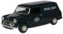 Mini Van (Sedan Delivery) åäRoyal Navy, 1960s-1970s