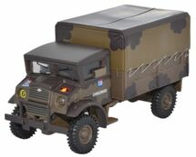 Bedford CMP (Candadian Military Pattern) Truck ‰ÛÒ 1st Canadian Army, UK, 1944   1:76   Oxford Diecast   OX-76CMP004