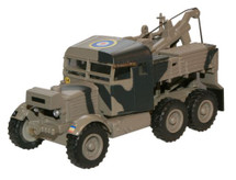 Scammell Pioneer R100 Recovery Vehicle 6th Armoured Division
