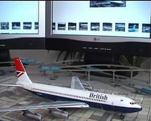 British Airways Boeing 707-320