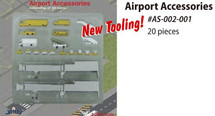 Airport Accessories Includes 20 Pieces