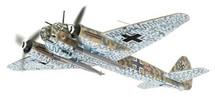 Ju 88 A-4 I/KG 77, Italy, 1942