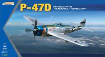 P-47D Republic Thunderbolt Bubbletop