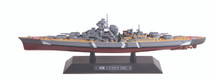 Bismarck-class Battleship German Navy, Bismarck, 1941 Diecast Model