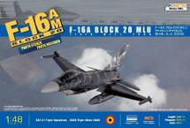 F-16A Block 20 MLU Belgian AF, Tiger Meet 2009-2010