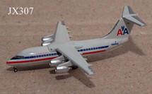 American BAe 146-200 ~ N699AA