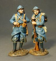 123e Regiment of Infantry, 2 PCDF Standing