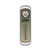 Army Thermometer Pasttime Signs