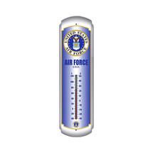 Air Force Thermometer Pasttime Signs