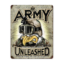 Army Unleashed Pasttime Signs