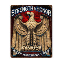 Strength Honor Pasttime Signs