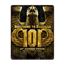 101st Baghdad Pasttime Signs