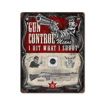 Gun Control Pasttime Signs