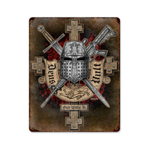 Dues Vult Pasttime Signs