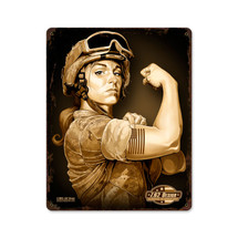 Sergeant Sara Pasttime Signs