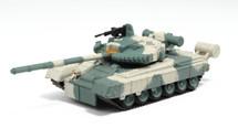 Soviet T-80 Battle Tank