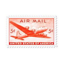 """Passenger Plane"" Custom Metal Shape Pasttime Signs"