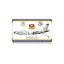 """""""KC-135 Stratotanker"""" Vintage Metal Sign Pasttime Signs"""