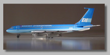 "Braniff International 720 ~ ""Blue"" Flying Colors"