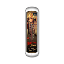 Bedtime Stories Thermometer Pasttime Signs