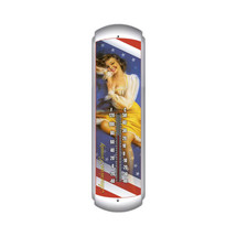 American Beauty Thermometer Pasttime Signs PT-T023