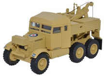 Scammell Pioneer R100 Recovery Vehicle 1st Armoured Division, British Army, World War II