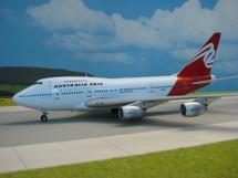 Australia Asia Airlines Boeing 747SP