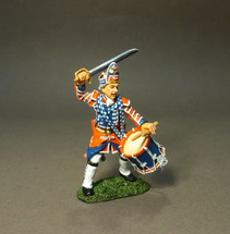 British Drummer, 4th Regiment of Foot (Barrell?s), single figure