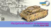 Sd.Kfz.141 Panzer III N German Army 6.PzDiv, #731, Kursk, USSR, 1943