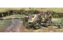 Normandy Pak 7.5 40 Anti-Tank Gun