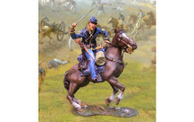 Union Cavalry Sergeant Slashing
