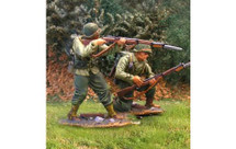 U.S. Infantry Firing