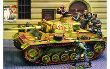 Pz.Kfw.III Battle Tank