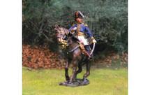 Michel Ney on Horseback