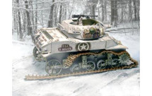 M8 Stuart 75mm Howitzer - Winter