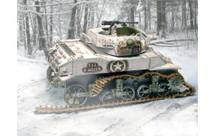 M8 Stuart 75mm Howitzer - Winter
