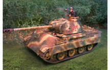 German Panther Tank Normandy