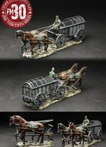 German Supply Wagon